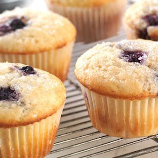 Jordan Marsh-Inspired Blueberry Muffins