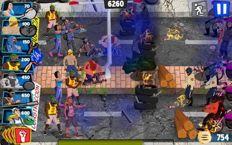 android Guarimba: A Town's Revolt Screenshot 14