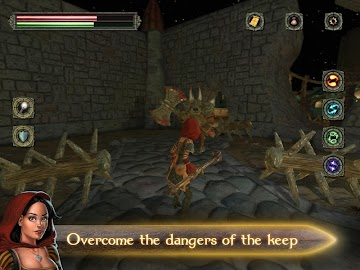 Tainted Keep Screenshot 2