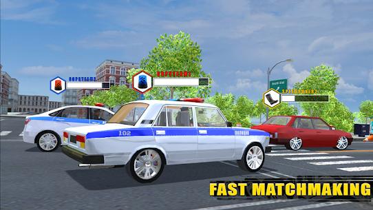 Police VS Gangsters 7