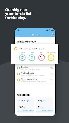 StarFit Fitness App screenshot 2