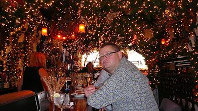 Photo: Matt at Rolf's