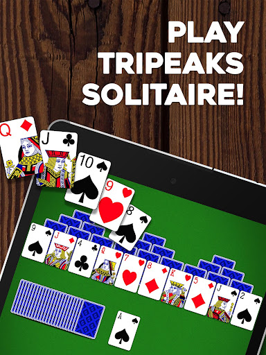TriPeaks Solitaire  gameplay | by HackJr.Pw 11