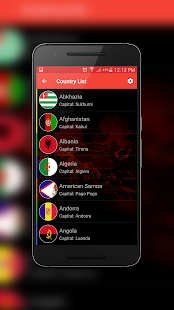 Country Capital Currency List And Quiz Android Apps On Google Play - Country capital list