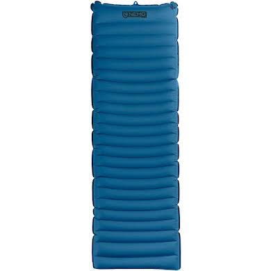 """NEMO Quasar 3D Insulated Regular Women's Sleeping Pad - 25x72"""", Dark Blue"""