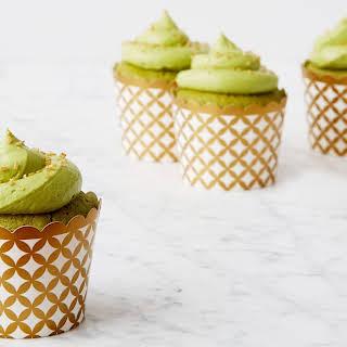 Green Tea Matcha Cupcakes.