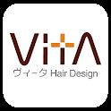 ヴィータ ヘア デザイン 公式アプリ icon