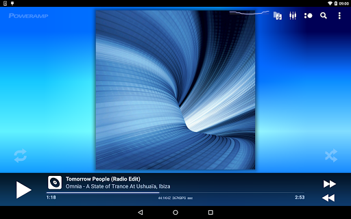 Poweramp Music Player (Trial) 2.0.10-build-588-play screenshots 9