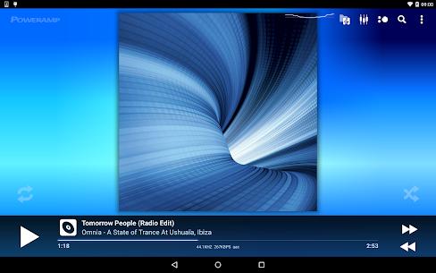 Poweramp Music Player RC Build 797 Play Apk 9