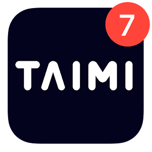 Taimi LGBTQI Dating Chat and Social Network 5.1.67 by Social Impact Inc. logo