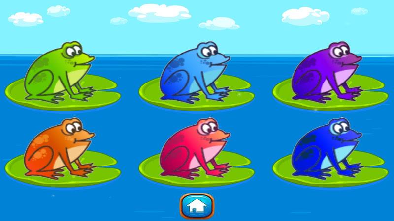 Скриншот HOP FROG Tap the Frog to jump mega jump