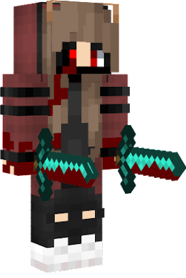 Murder Nova Skin - Minecraft skins spiele