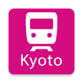 Kyoto Rail Map