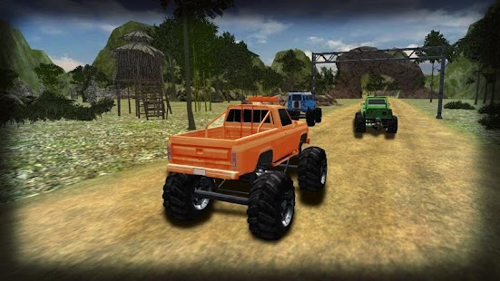4X4 Hill Racing- screenshot thumbnail