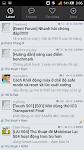 screenshot of Diễn đàn mobiistar