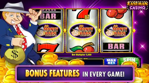 Cashman Casino - Free Slots game (apk) free download for Android/PC/Windows screenshot