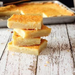 Lemon Squares Egg Whites Recipes
