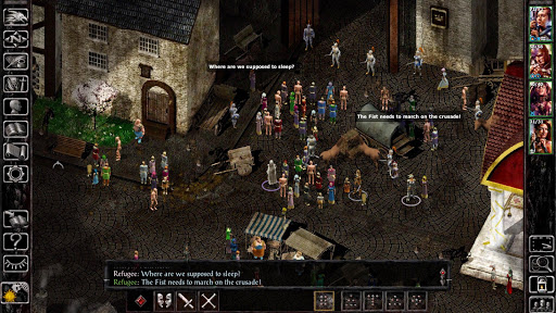 Siege of Dragonspear - screenshot