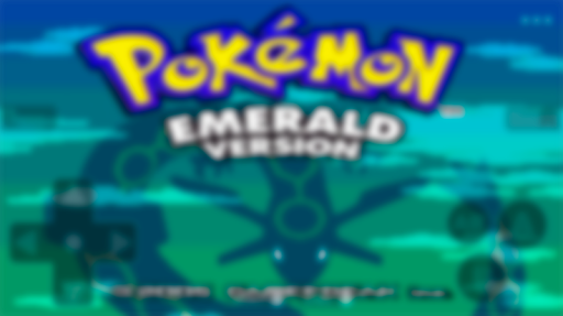 Emerald rom version