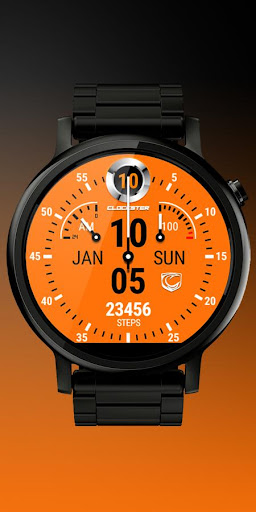 Watch Face Clockster