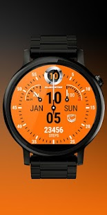 Watch Face Clockster Screenshot 2