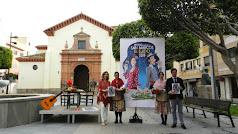 Presentación de las fiestas de San Marcos en El Ejido.