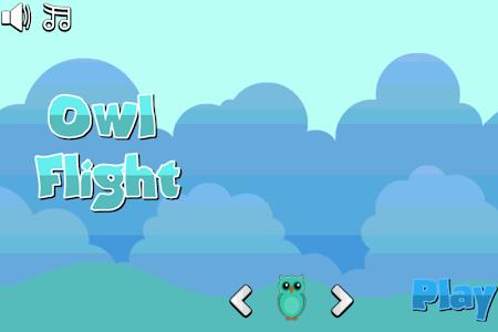 Owl Flight screenshot 0