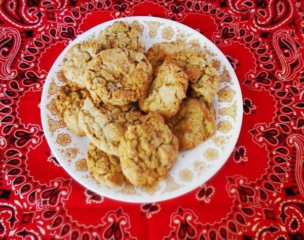 Cowgirls  Trail Cookies Recipe