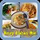 Resep Kreasi Olahan Mie APK
