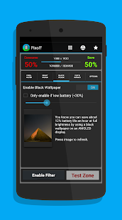Pixoff: Battery Saver Screenshot