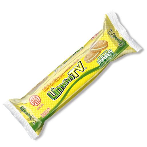 galletas limon tubo und
