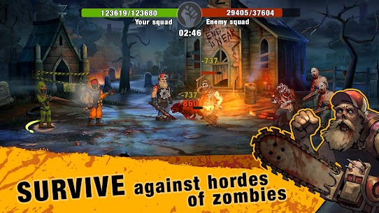 Zero City: Zombie Shelter Survival Simulator Apk Mod (SUPER MOD) 9