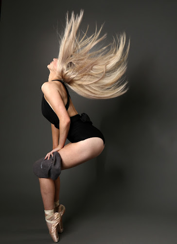 Bend the knees by Mandy Hedley - People Portraits of Women ( shoes, blonde, model, ballet, long, hair,  )