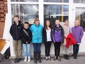 Photo: Jeppe Man-Nielsen, Nicklas Hansen, Rikke Larsen, Emely Hansen, Josefine Severin, Lucca Møller og Sabina Thomsen
