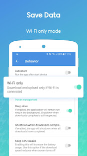 App WeTorrent - Torrent Downloader APK for Windows Phone