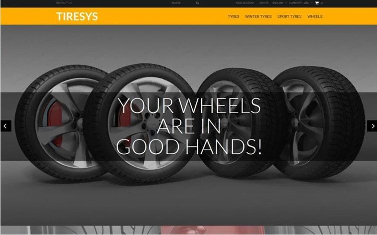 лучший бесплатный шаблон темы ботстрапа сайт красоты колеса шины автозапчасти автомобиль