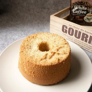 Mini Coffee Chiffon Cake
