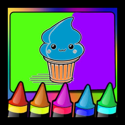 ぬりえゲーム簡単色 教育 App LOGO-硬是要APP