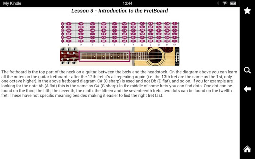 Learn Guitar with Simulator 7.2.1 screenshots 10