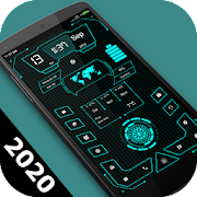 High Style Launcher 2020 - hitech homescreen theme