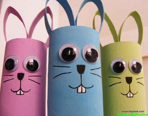 DIY Toilet Paper Roll Crafts