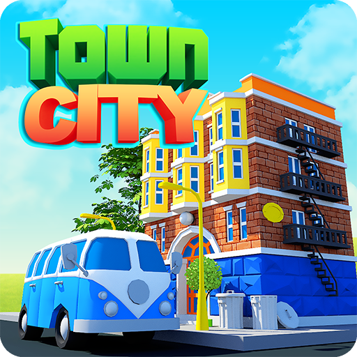 Town City - Village Building Sim Paradise Game 4 U APK Cracked Download