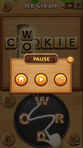 Word Game  captures d'écran 2
