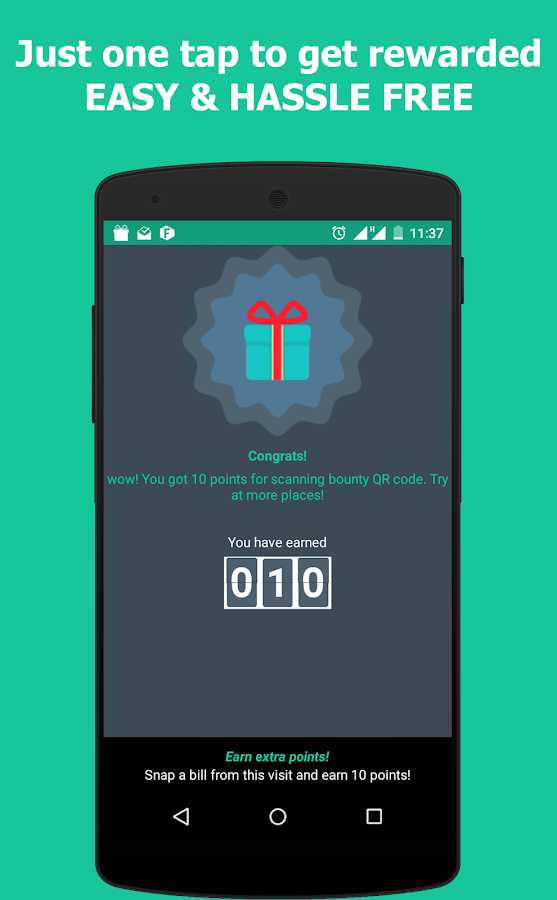 bounty - FREE GIFTS & SHOPPING- screenshot