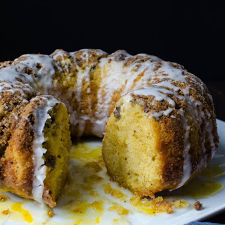Passion Fruit Rum Bundt