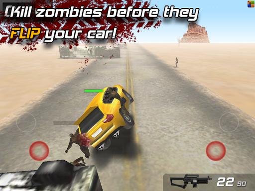 Zombie Highway screenshot 7
