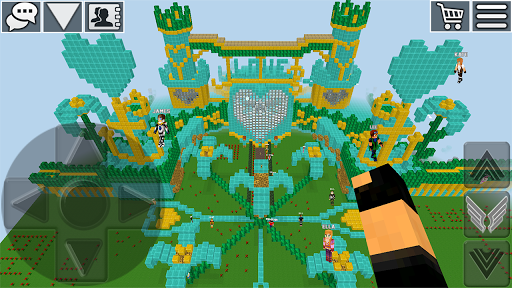 WorldCraft : 3D Build & Craft 3.0 screenshots 23