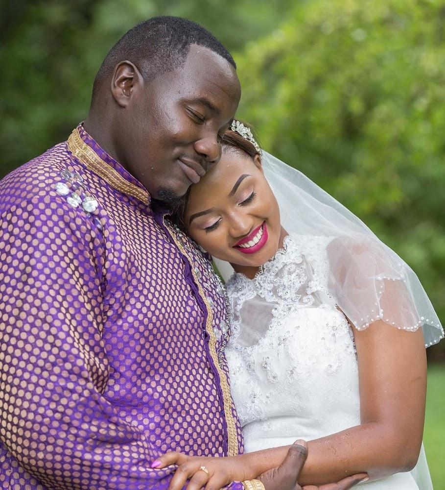Is Willis Raburu living separately from wife?