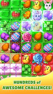 Easter Bunny Swipe: Egg Game screenshot