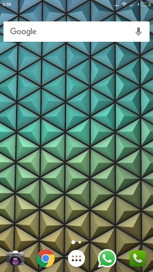 illuma Pro Live Wallpaper- tangkapan layar